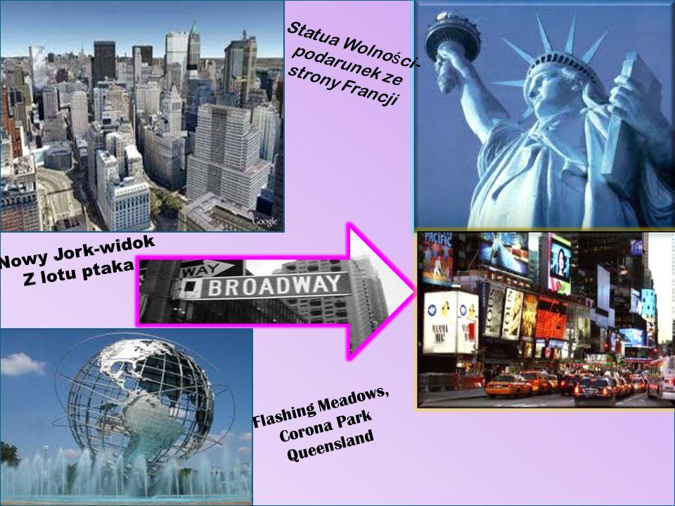 & NY jest największym miastem w USA i drugim na świecie pod względem powierzchni & Miasto jest podzielone na 5 5 dzielnic: Bronx, Brooklyn, Staten Isl