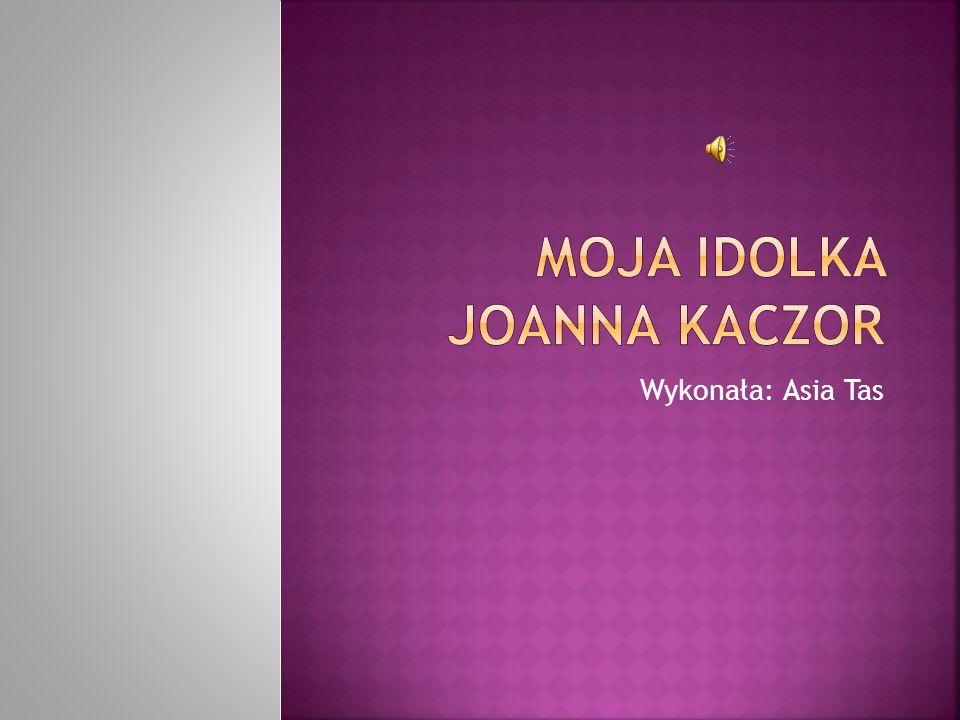 Od 10 roku życia trenowałam w klubie Gwardia Wrocław, skąd wypromowała się Joanna Kaczor.