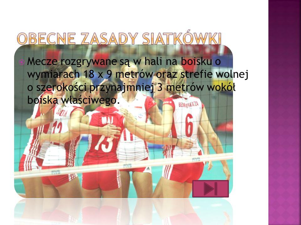 Każda drużyna składa się z 12 zawodników, wśród których wyznaczony musi być kapitan oraz zawodnik Libero.