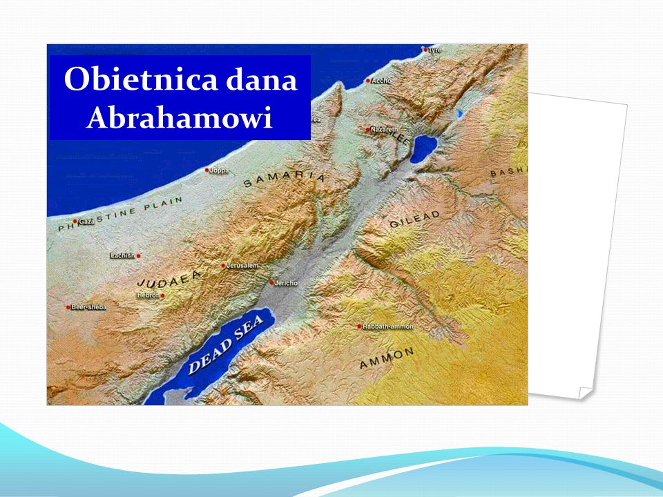 Obietnica dana Abrahamowi