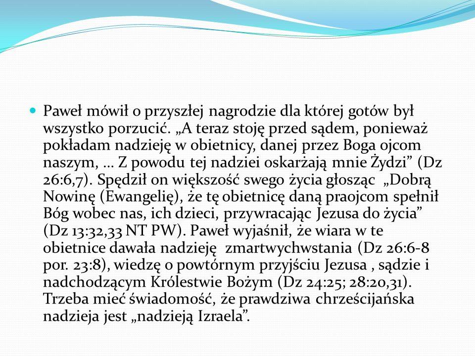 Oto Ja, Ja ustanawiam przymierze moje z wami (zwróćcie uwagę na akcent na słowo Ja – Bóg składa obietnicę śmiertelnemu człowiekowi!)… że już nigdy nie zostanie wytępione żadne ciało wodami potopu i że już nigdy nie będzie potopu, który by zniszczył ziemię (Rdz 9:9 11).