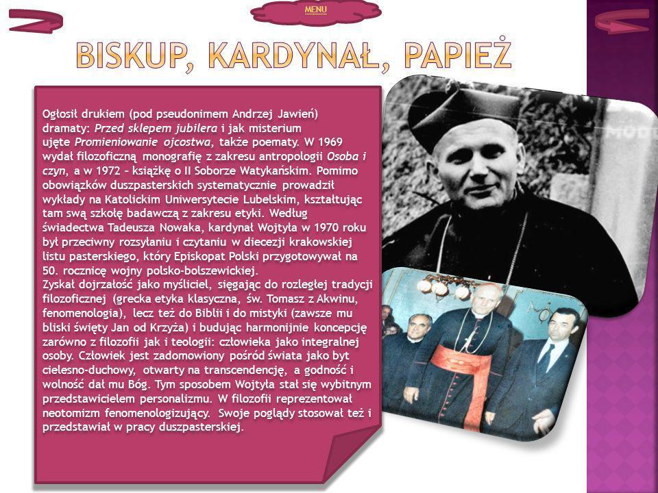 Ogłosił drukiem (pod pseudonimem Andrzej Jawień) dramaty: Przed sklepem jubilera i jak misterium ujęte Promieniowanie ojcostwa, także poematy. W 1969