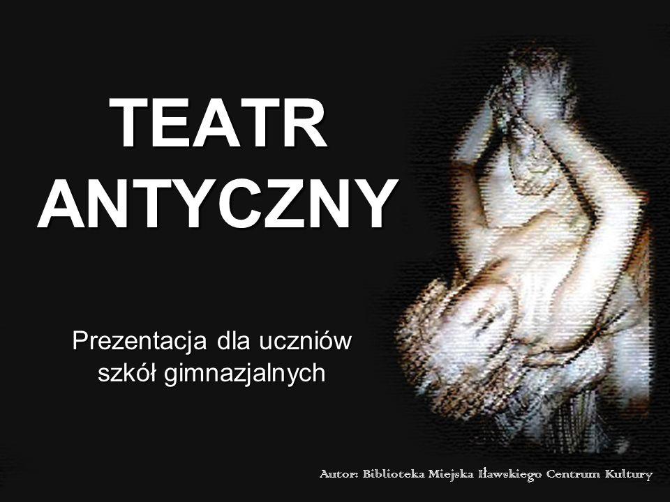 TEST TEATR ANTYCZNY