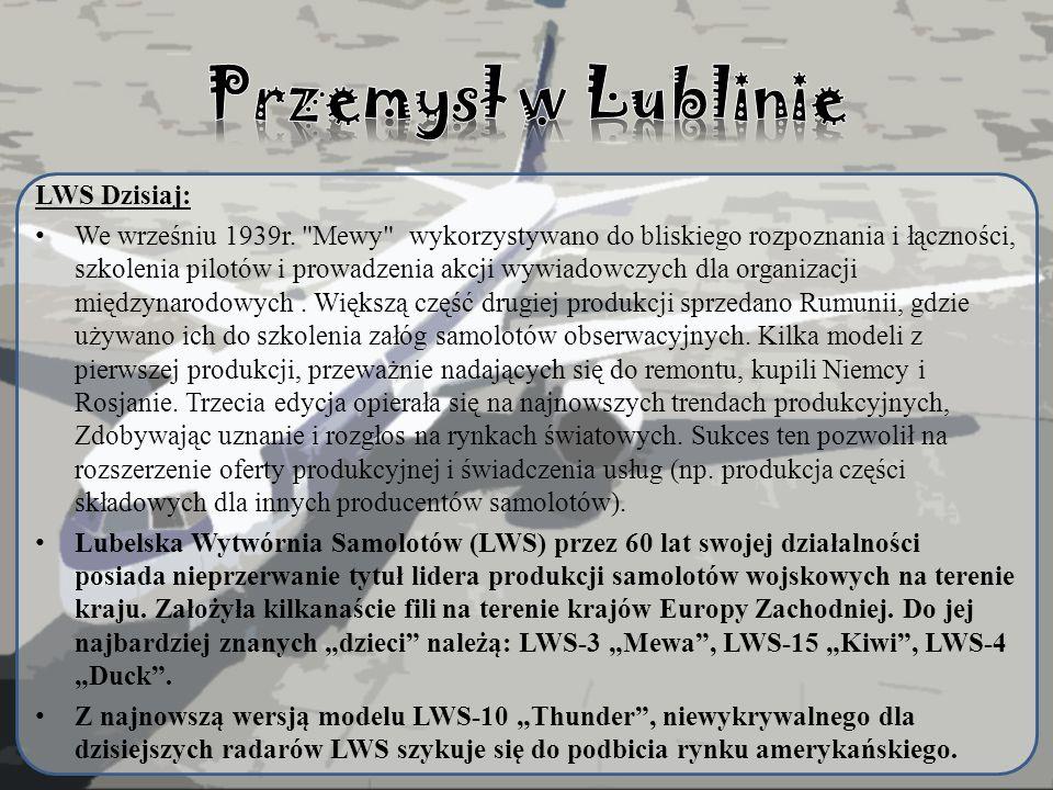 LWS Dzisiaj: We wrześniu 1939r.