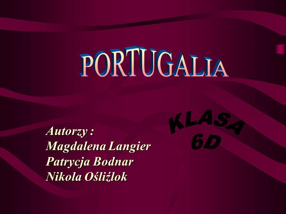 Symbole narodowe PORTUGALII Flaga Portugalii Bandeira de Portugal Flaga Portugalii, stworzona przez Columbano Bordalo Pinheiro (1857-1929), oficjalnie przyjęta przez portugalski rząd w czerwcu 1911r.