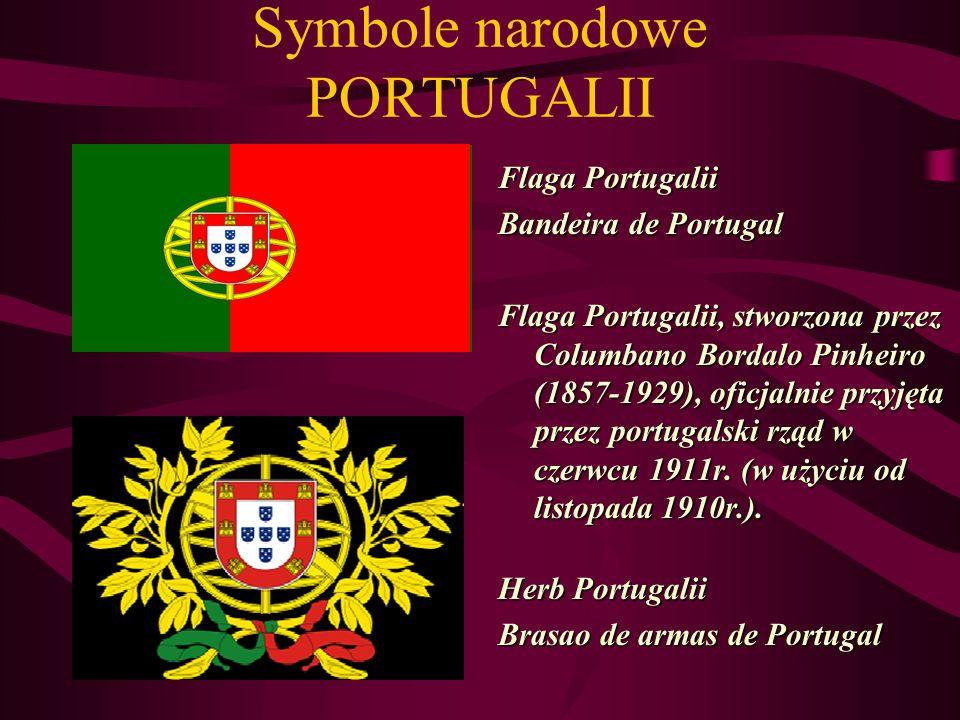 Język Urzędowy Położenie Geograficzne Język urzędowy : Portugalski Portugalia - państwo europejskie położone w zachodniej części Europy Południowej na południowym zachodzie Półwyspu Iberyjskiego.
