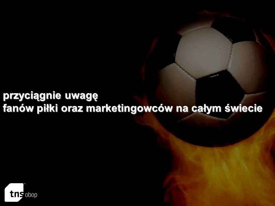 przyciągnie uwagę fanów piłki oraz marketingowców na całym świecie