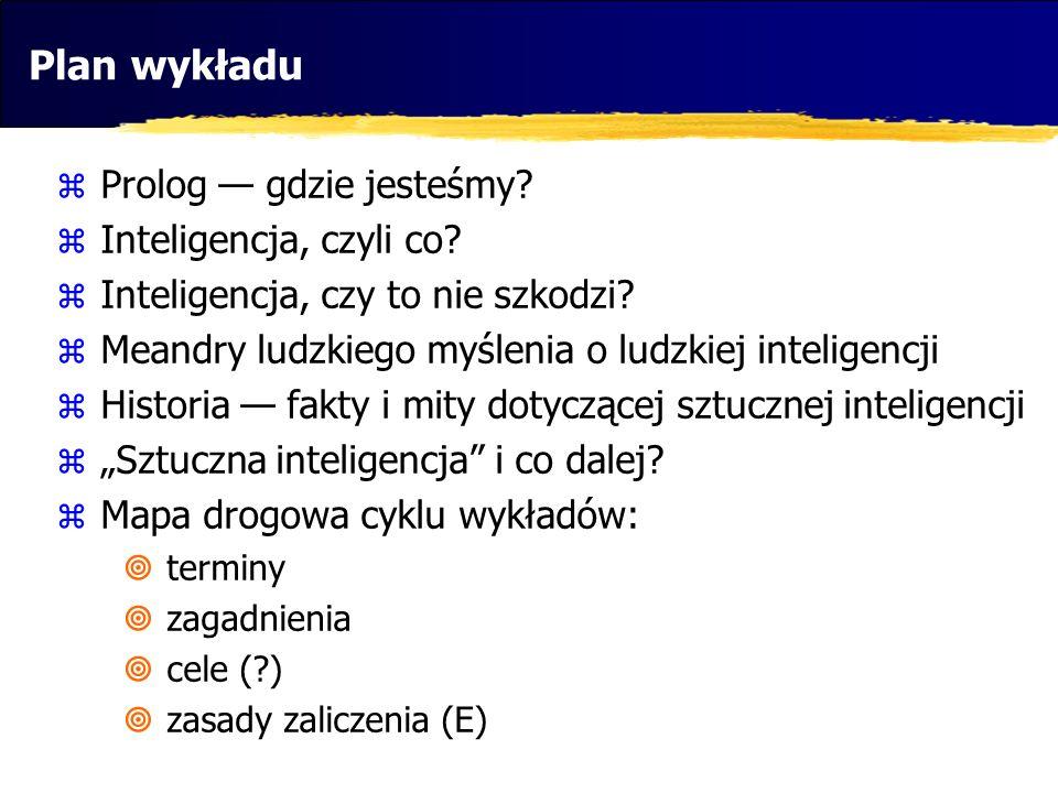 Inteligencja i...