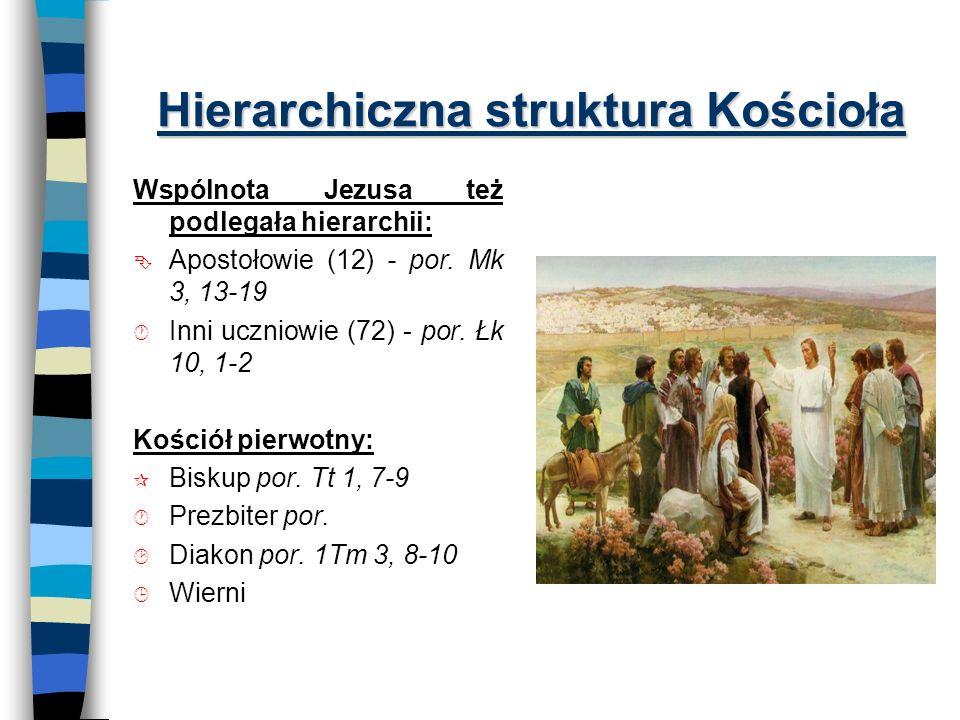Kościół jest apostolski n Ponieważ oparty jest na fundamencie Apostołów (Ef 2, 20; Ap 21, 14) n Ponieważ zachowuje i przekazuje, z pomocą Ducha Świętego, który w nim mieszka, nauczanie, dobry depozyt i zdrowe zasady usłyszane od Apostołów n Ponieważ aż do powrotu Jezusa, jest nauczany, uświęcany i prowadzony przez Apostołów dzięki tym, którzy są ich następcami - Kolegium Biskupów, z bp Rzymu na czele