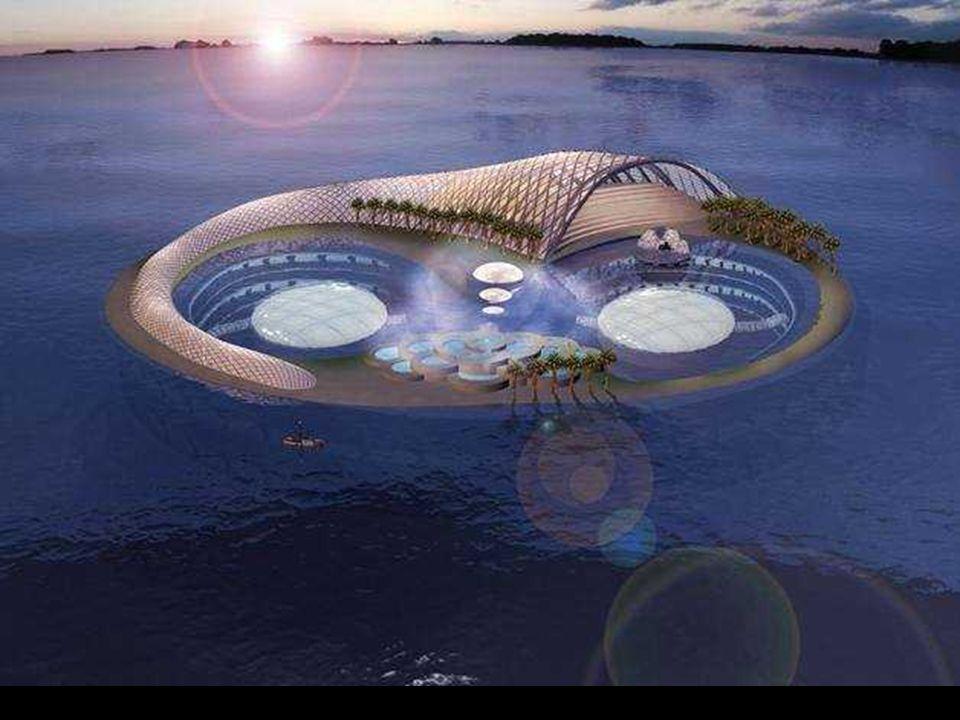 Hydropolis, pierwszy hotel pod woda. Całkowicie skonstruowany w Niemczech i później zmontowany w Dubaju.