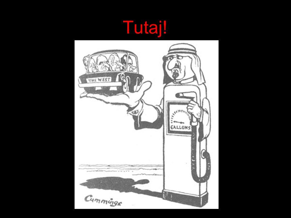 Kto ma ropę…. Ha … !!!