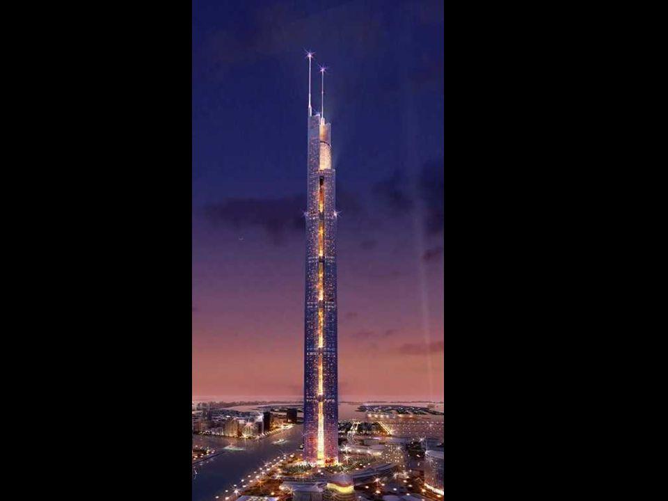 Burj Dubai bedzie Centrum Skyline w Dubaju. Burj Dubai bedzie Centrum Skyline w Dubaju.