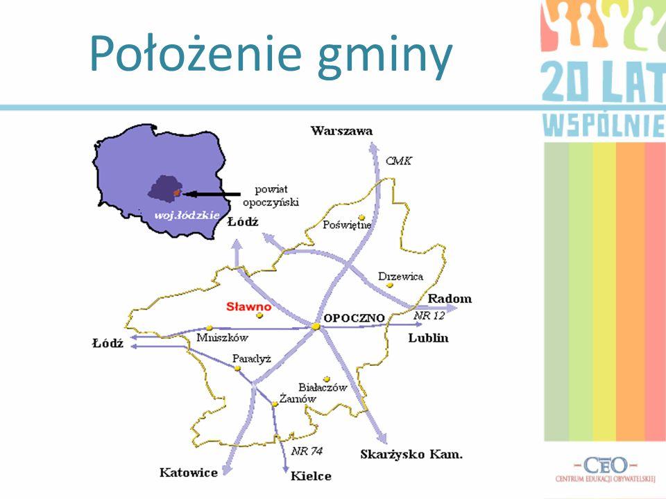 Wójt gminy Sławno