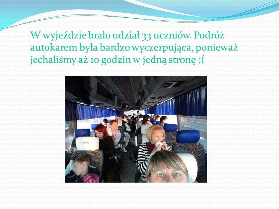 Cel wyjazdu Celem wyjazdu było zwiedzenie Centrum Kopernika w Warszawie, gdzie zwiedzający mogą poznawać prawa nauki poprzez samodzielne przeprowadzanie doświadczeń na interaktywnych wystawach.