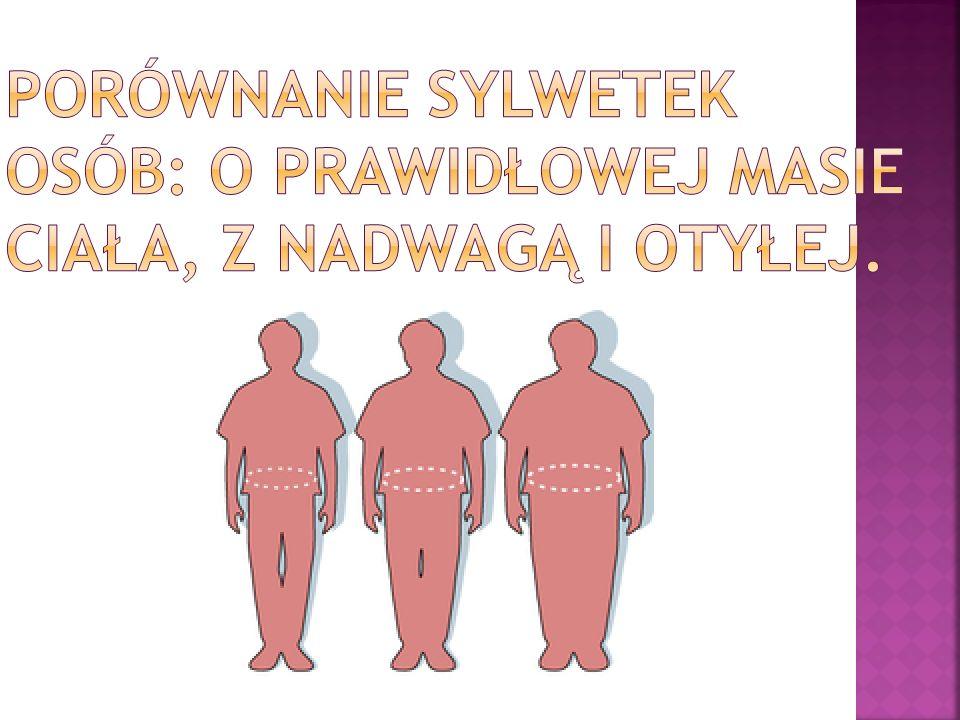 Czyli nagromadzenie tkanki tłuszczowej w organizmie przekraczające optymalne ilości zdrowotne.