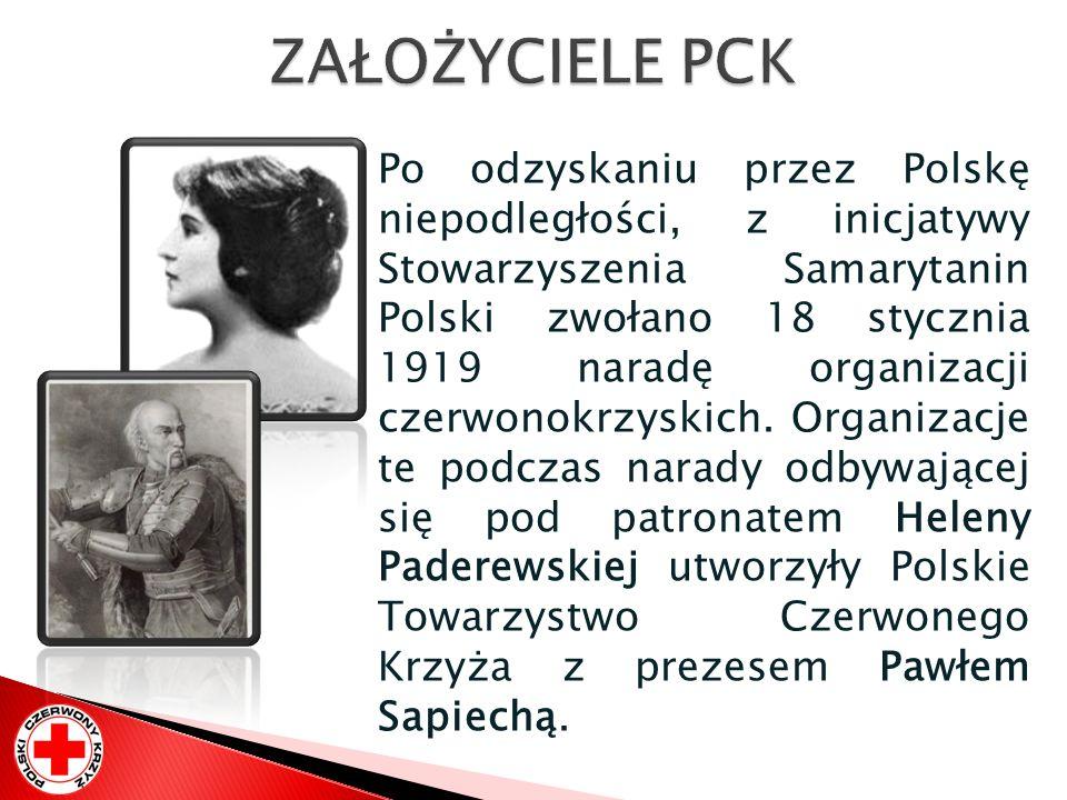 Po odzyskaniu przez Polskę niepodległości, z inicjatywy Stowarzyszenia Samarytanin Polski zwołano 18 stycznia 1919 naradę organizacji czerwonokrzyskic