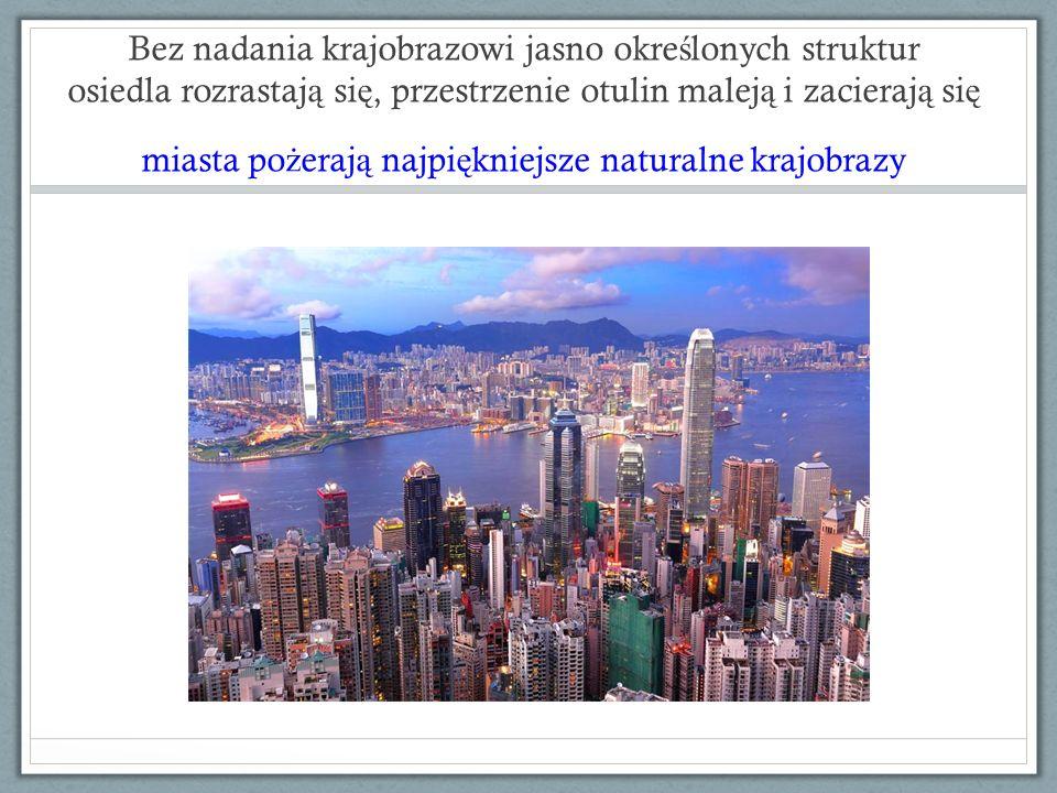 Urbanizacji nie zahamujemy, mo ż emy z ł agodzi ć jej szkodliwe skutki -ograniczy ć rozlewanie si ę miasta- Po ł owa mieszka ń ców planety mieszka w miastach, w Rosji jest to ¾ ludno ś ci.