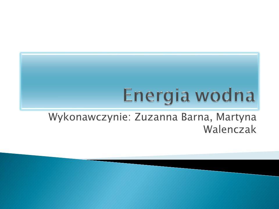 Wykonawczynie: Zuzanna Barna, Martyna Walenczak