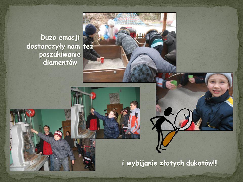 Po niesamowitych przeżyciach swoje emocje studziliśmy wodą zdrojową w miejscowości uzdrowiskowej Lądek Zdrój.