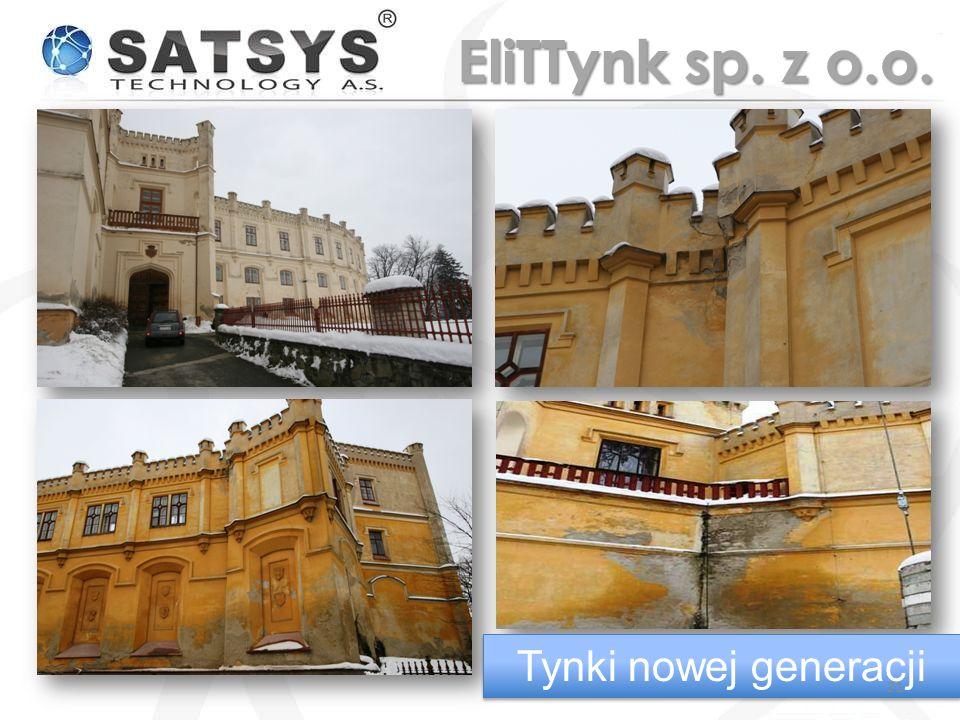 Tynki nowej generacji 21 EliTTynk sp. z o.o.