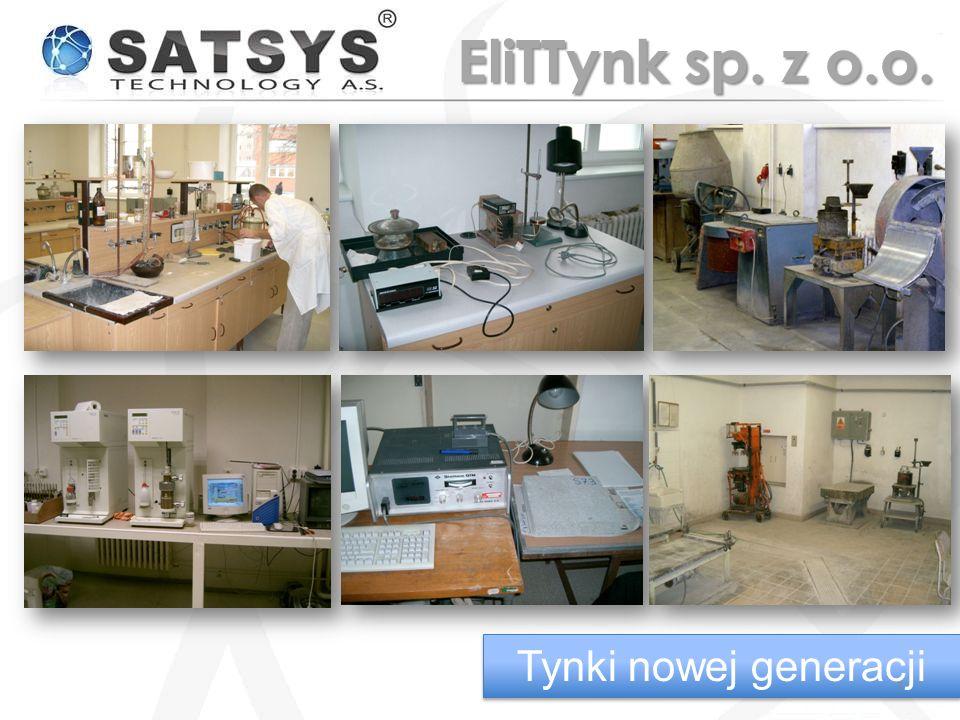 Tynki nowej generacji 8 EliTTynk sp. z o.o.