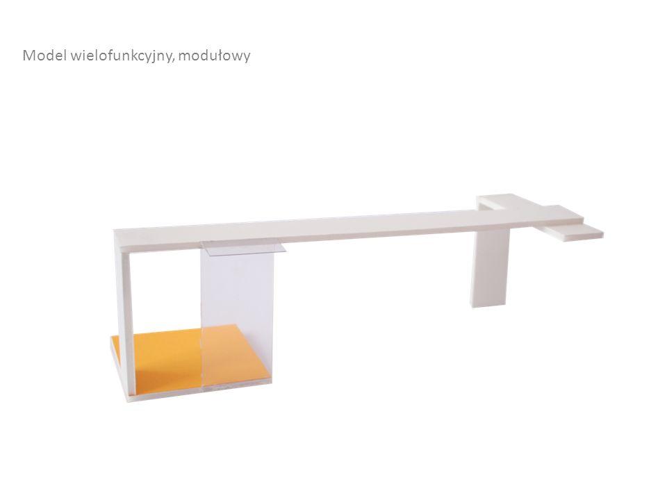 Model wielofunkcyjny, modułowy