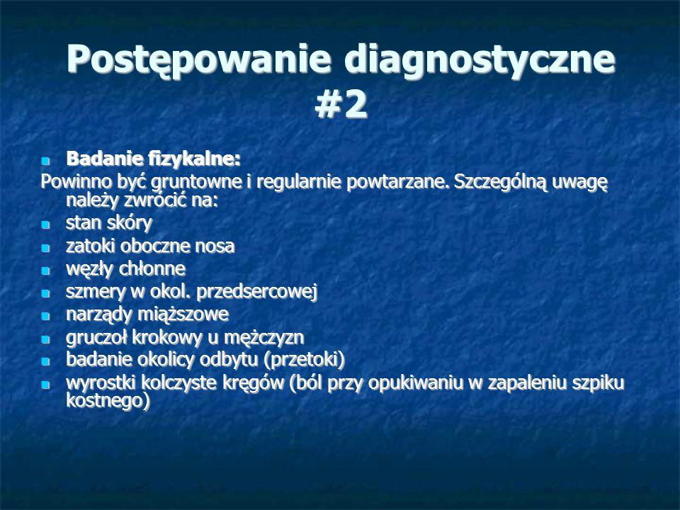 Diagnostyka różnicowa Choroby bakteryjne: ropnie umiejscowione w j.