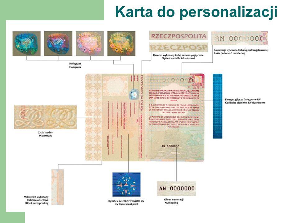 Odbiór dokumentu paszportowego Odbiór dokumentu paszportowego następuje osobiście, z wyjątkiem osoby małoletniej i ubezwłasnowolnionej całkowicie, dla których odbioru dokumentu paszportowego może dokonać jeden z rodziców lub ustanowionych przez sąd opiekunów (art.