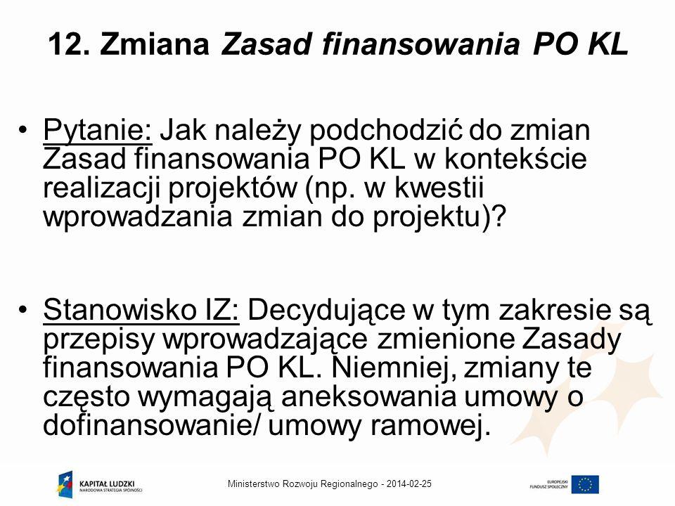 2014-02-25Ministerstwo Rozwoju Regionalnego - 12.
