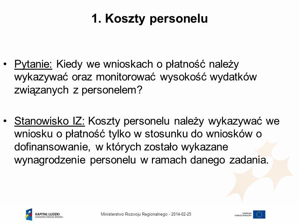 2014-02-25Ministerstwo Rozwoju Regionalnego - 1.