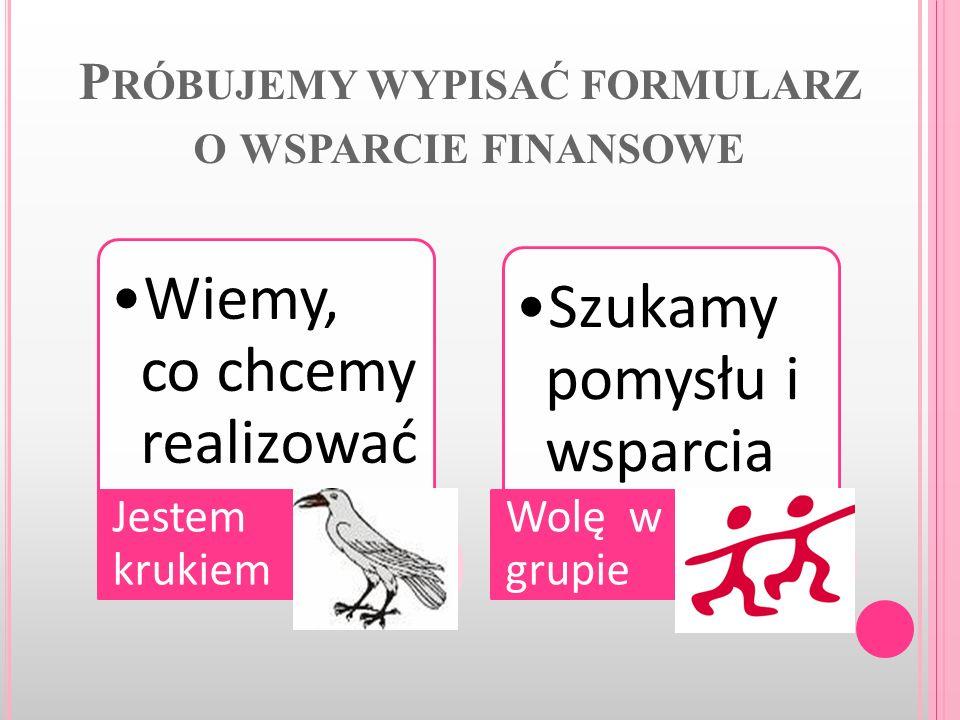 W OLĘ W GRUPIE .