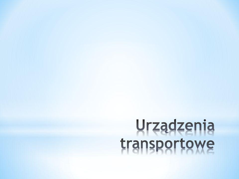 Urządzenia służące do transportu wewnętrznego o zasięgu ograniczonym i ruchu przerywanym służące do transportu ładunku.