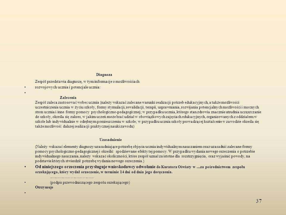 Wykreślenie szkoły/placówki niepublicznej z ewidencji Art.