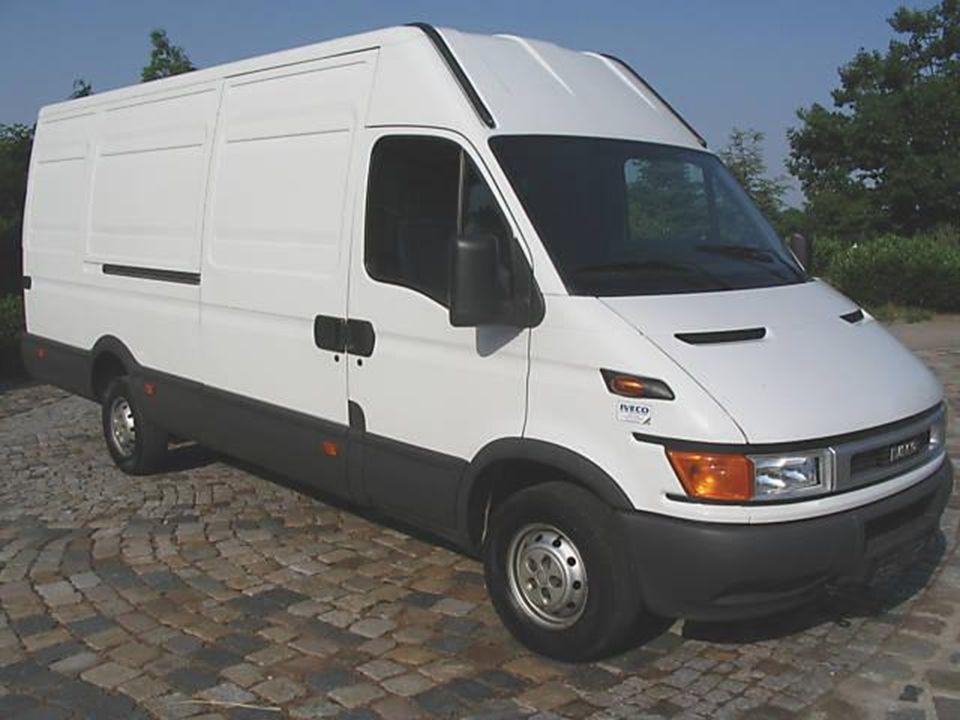 Samochody dostawcze Samochód dostawczy - jest to odmiana samochodu osobowego lub lekkiego ciężarowego, przeznaczony do przewozu niezbyt dużych ładunkó