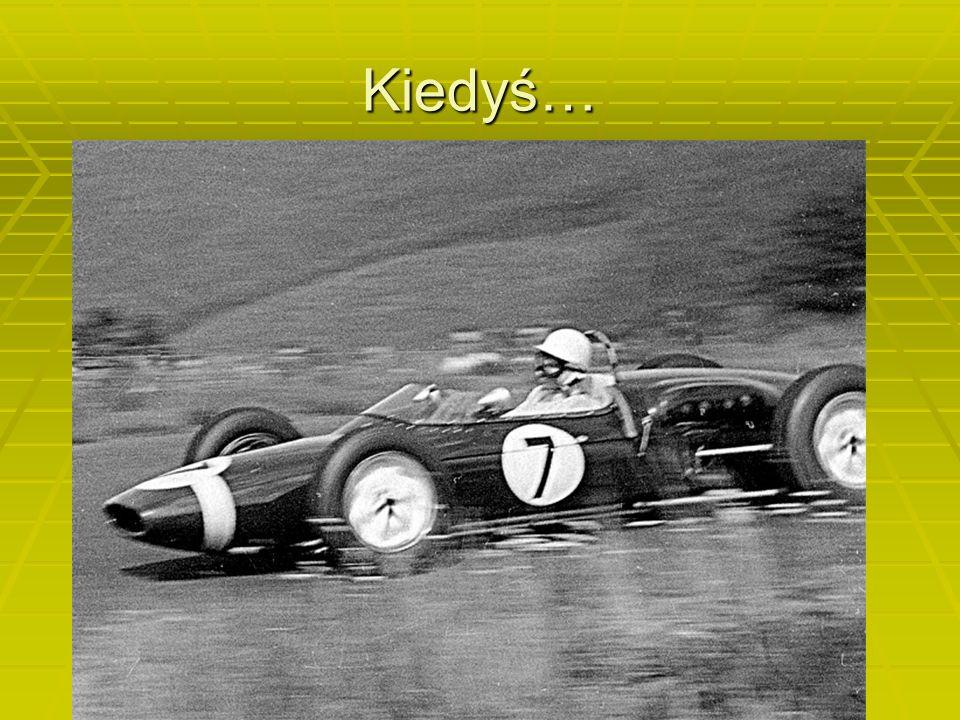 Formuła 1 - najwyższa klasa wyścigów samochodowych Formuła 1 – przeprowadzany corocznie od roku 1950 cykl najbardziej prestiżowych międzynarodowych wy