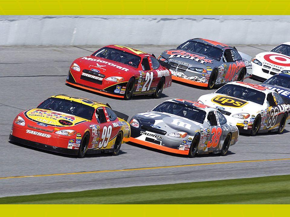 NASCAR NASCAR (National Association for Stock Car Auto Racing) – Narodowa Organizacja Wyścigów Samochodów Seryjnych – jest to największa organizacja w