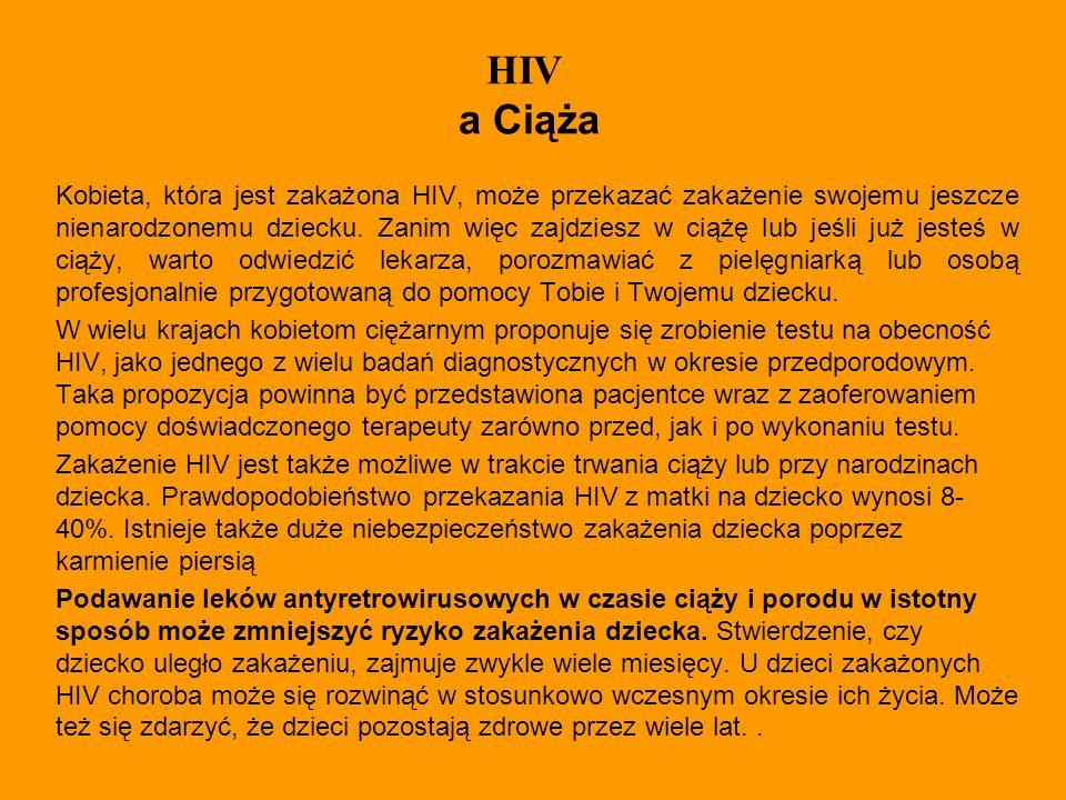 Test wykrywający obecność HIV TEST WYKRYWAJĄCY OBECNOŚĆ ANTYGENU LUB PRZECIWCIAŁ HIV JEST JEDYNYM SPOSOBEM, ABY DOWIEDZIEĆ SIĘ, CZY JESTEŚ ZAKAŻONY HIV.