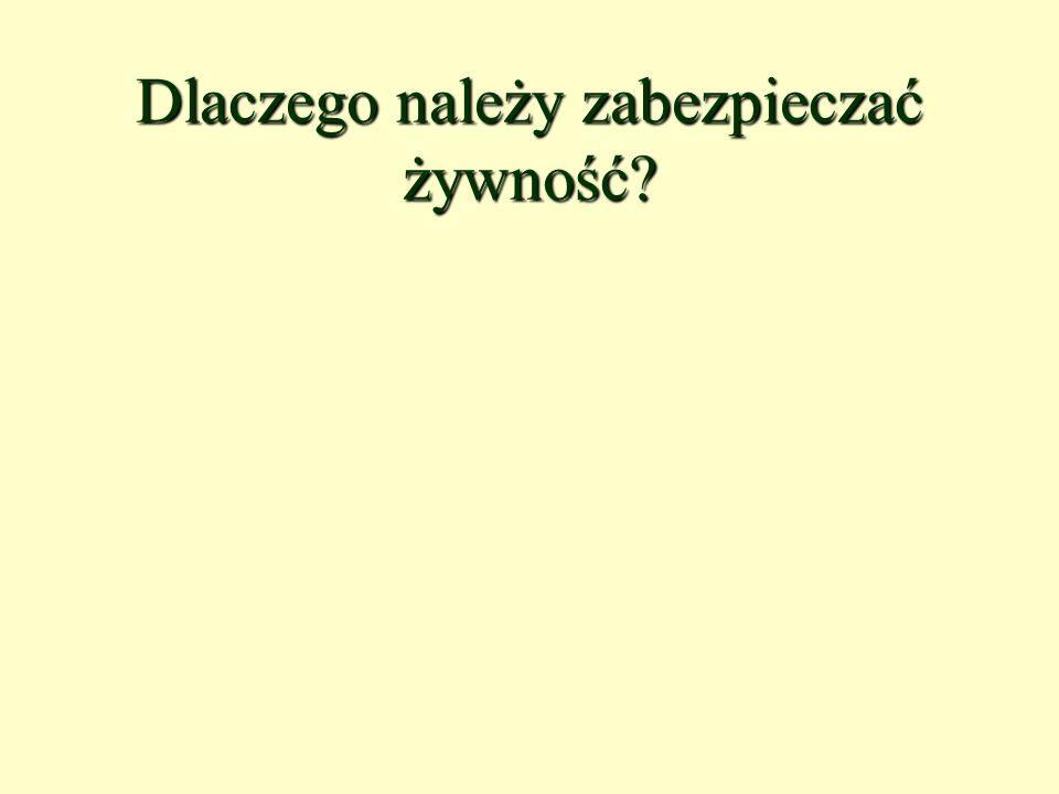Anna Gadomska Szkoła Podstawowa Nr 79 Łódź Zabezpieczanie żywności – porównywanie ułamków o tych samych licznikach lub mianownikach