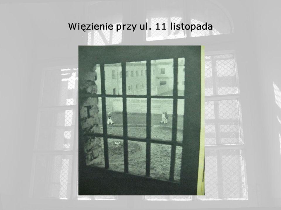 Siedziba NKWD, a następnie Wojewódzkiego Urzędu Bezpieczeństwa Publicznego w Warszawie Warszawa