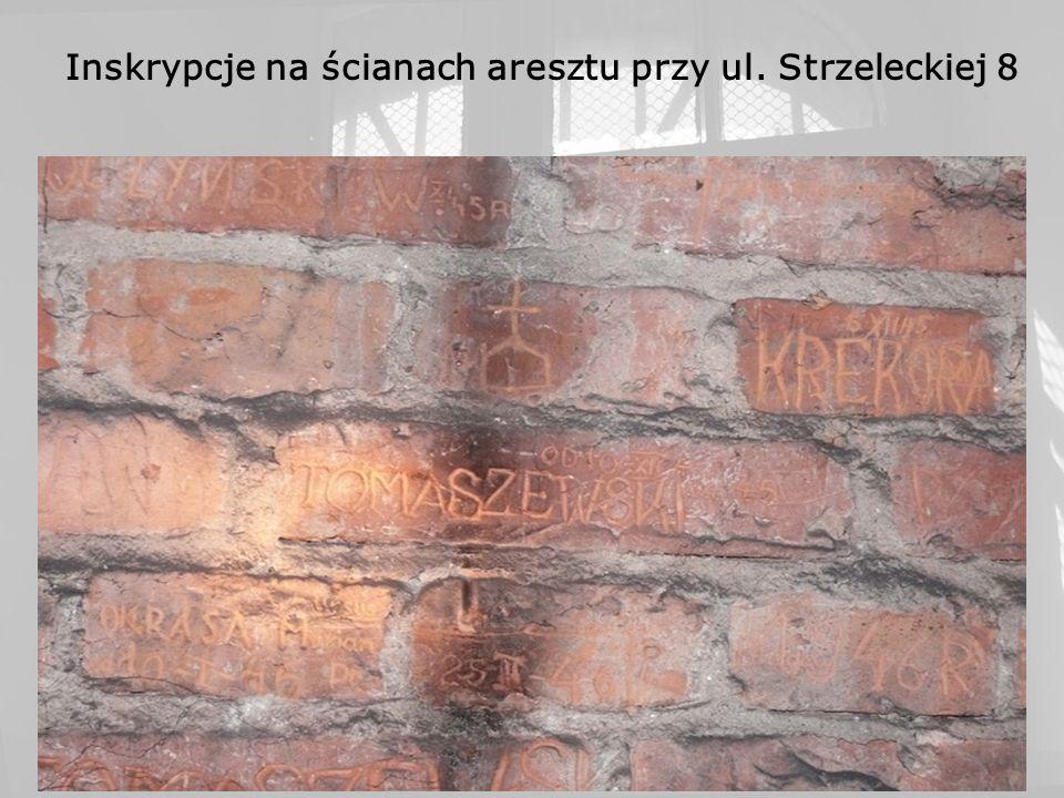 Dawna siedziba KL Warschau, następnie Obóz NKWD Po II wojnie światowej ul. Mordechaja Anielewicza