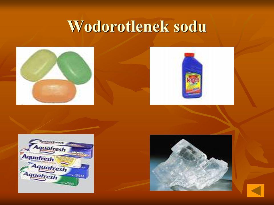 Zastosowanie Zastosowanie wodorotlenków bywa różne w zależności od rodzaju wodorotlenku. Oto przykładowe zastosowania tych substancji: Wodorotlenek so