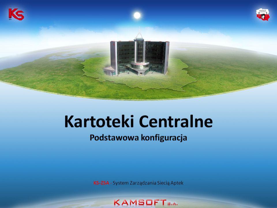 Plan Szkolenia Podstawowe informacje o CKT Konfiguracja ZSA Aktualizacja LKT na podstawie CKT Konfiguracja AOW Powiązania 2