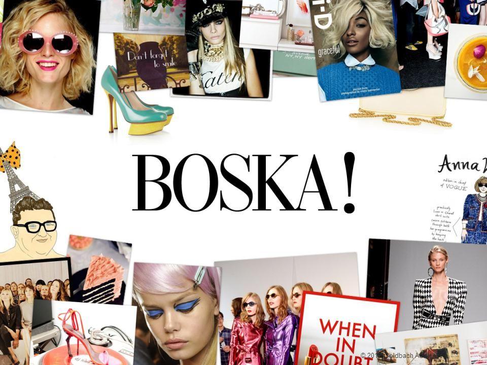 /Serwis Boska.pl działa od marca 2012 /Strona unisex – dla kobiet oraz zainteresowanych światem fashion mężczyzn (grupa docelowa: 19 - 39 lat), która stała się najszybciej rosnącym portalem o modzie w Polsce.