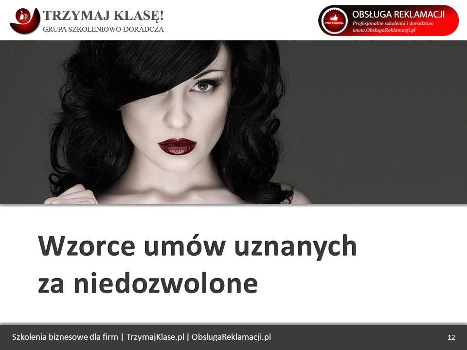 Szkolenia biznesowe dla firm   TrzymajKlase.pl   ObslugaReklamacji.pl 12