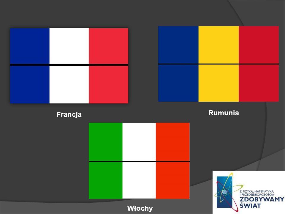 Rumunia Francja Włochy
