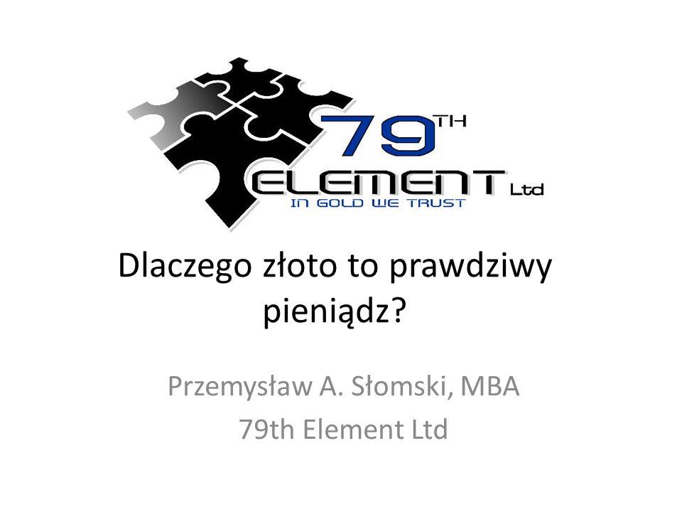 Marka 79th Element Stworzona w 2009 roku Skup kruszców, rafinacja, produkcja sztabek i odczynników, sprzedaż produktów inwestycyjnych oraz spektrometrów rtg Firma niskokosztowa Drugi diler w Polsce według badań serwisu goldblog.pl Biura w czterech krajach UE