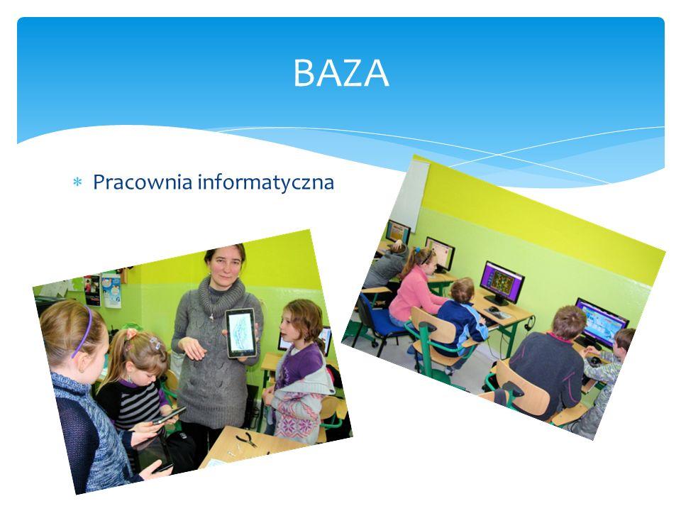 Biblioteka BAZA