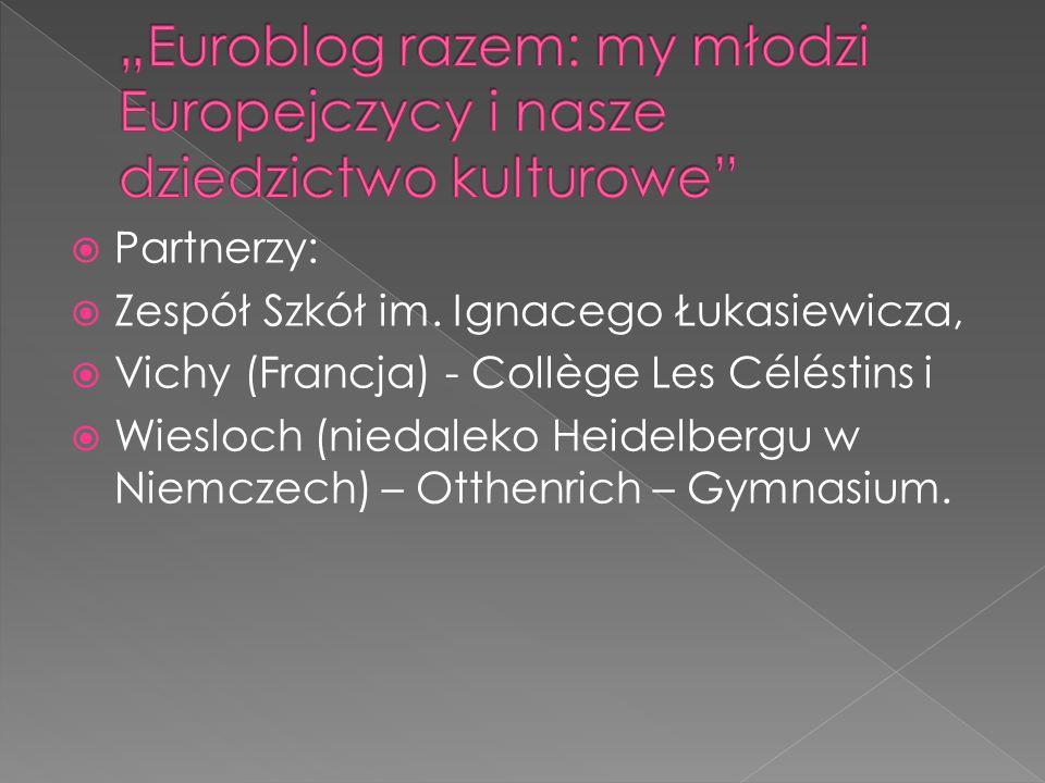 Partnerzy: Zespół Szkół im.