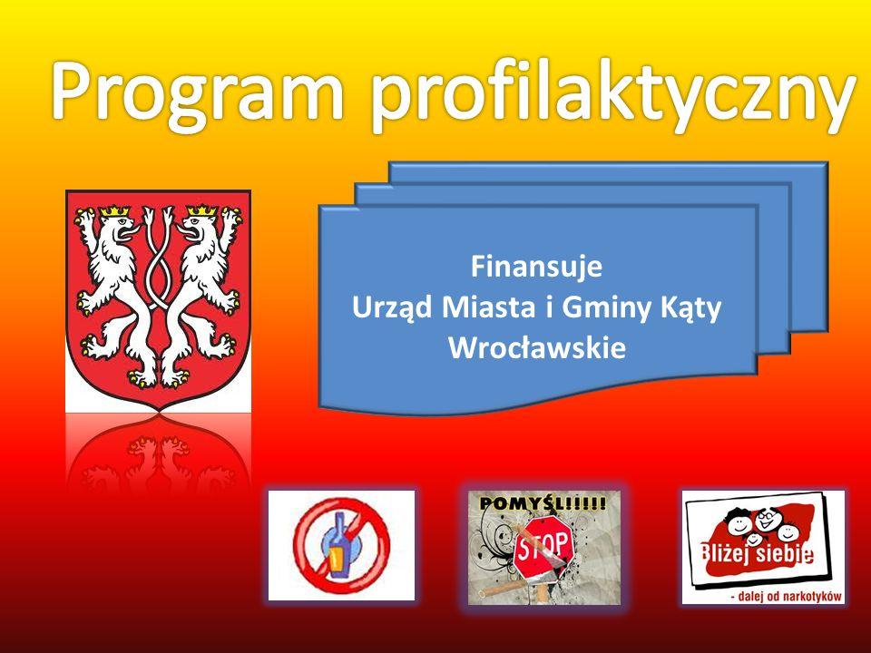 Finansuje Urząd Miasta i Gminy Kąty Wrocławskie