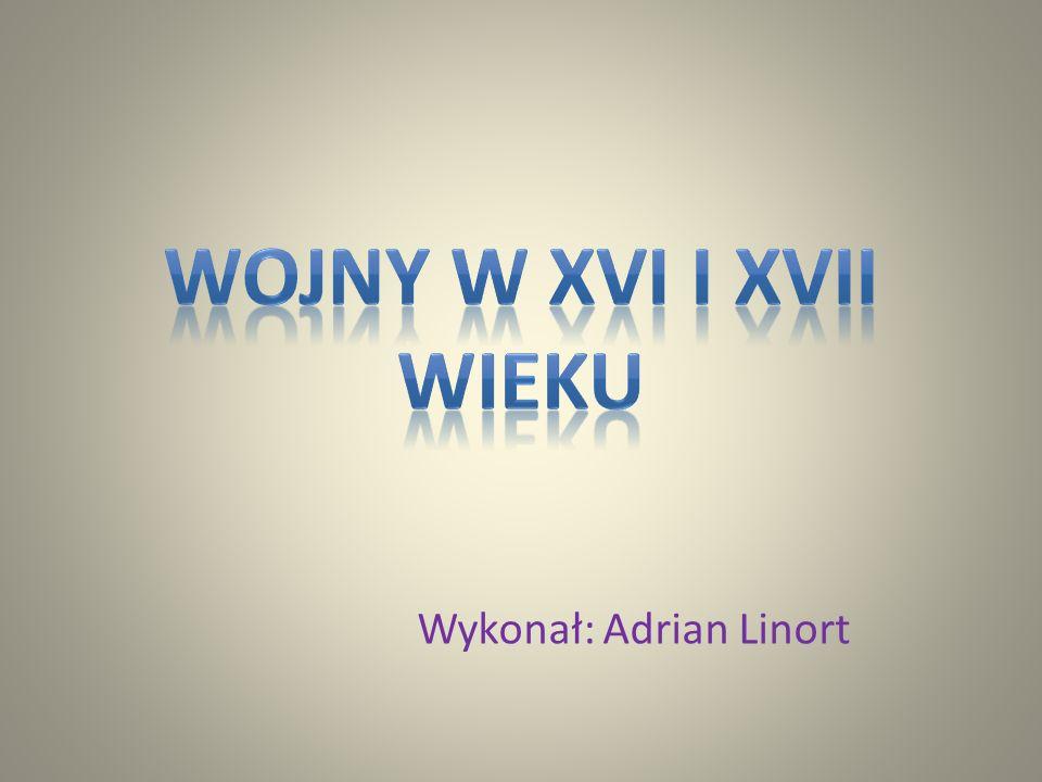 Wykonał: Adrian Linort